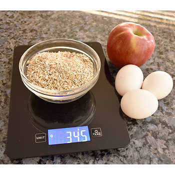 AcuHealth Smart Digital Nutrition Scale