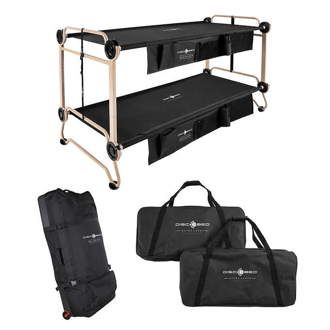 Disc-O-Bed Cam-O-Bunk XL Bundle