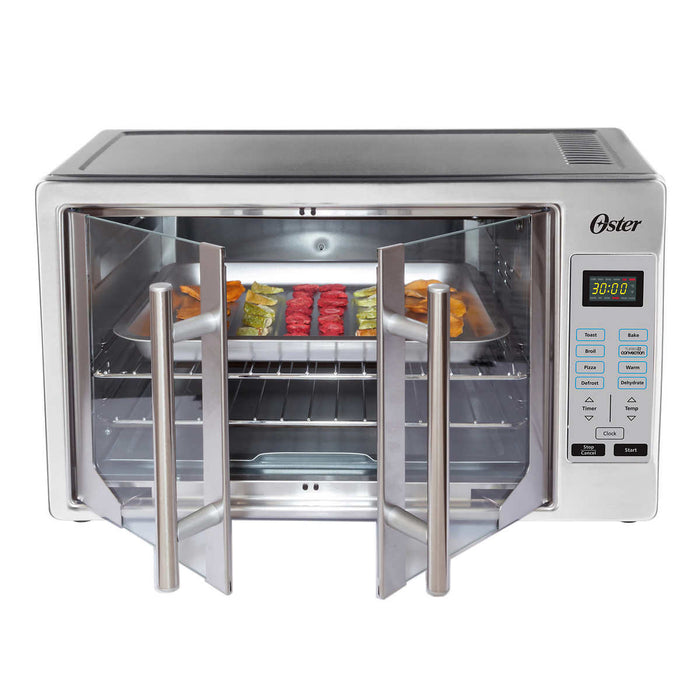Oster Digital French Door Countertop Oven