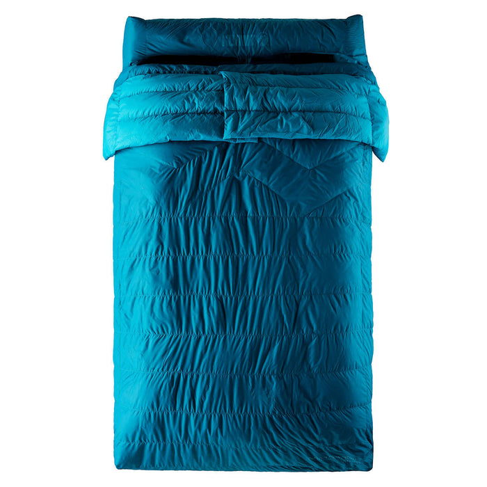 Klymit 2-person Down Sleeping Bag