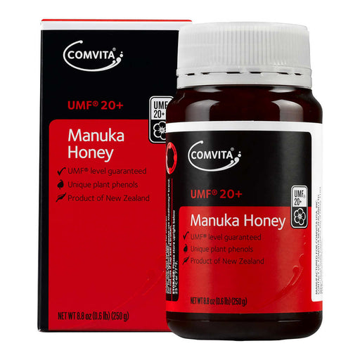 Comvita UMF 20+ Manuka Honey, 8.8 oz.