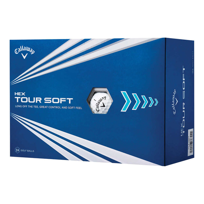 Callaway HEX Tour Soft Golf Ball 4-dozen