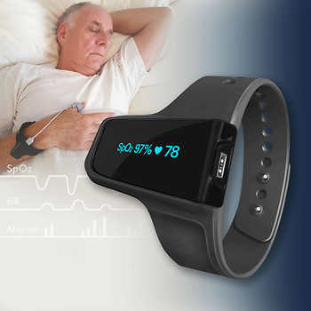 BodiMetrics O2 Vibe Sleep and Fitness Monitor