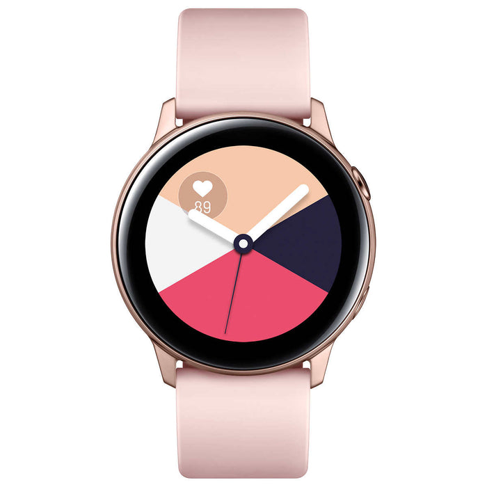 Samsung Galaxy Active Smartwatch 40mm - Rose Gold