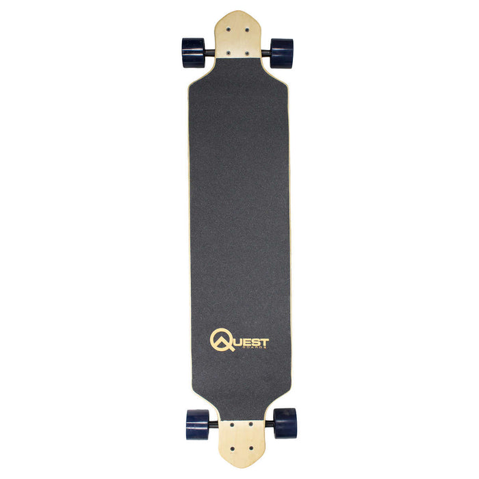 "Quest California Native 41"" Downhill Style Skateboard"