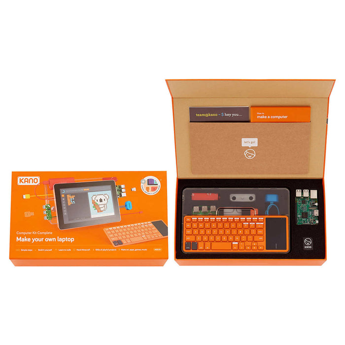 KANO Computer Kit Complete - Learn to Code