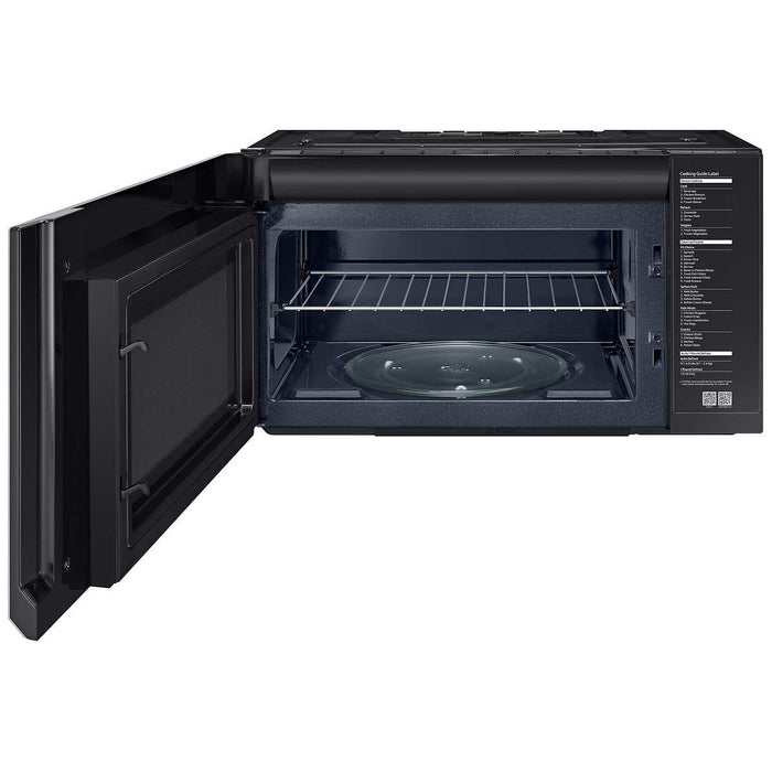 Samsung 2.1CuFt Over-the-Range Microwave with Sensor Cook in Stainless Steel