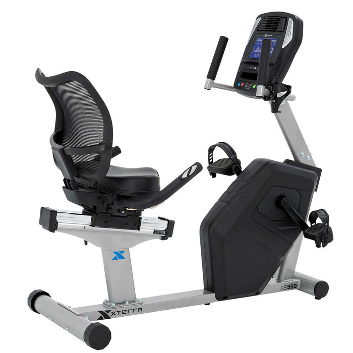XTERRA SB550 Recumbent Bike - Assembly Required