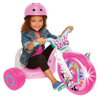 "Minnie Mouse Happy Helpers 15"" Fly Wheels Cruiser"