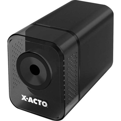 X-ACTO Electric Pencil Sharpener Charcoal Black