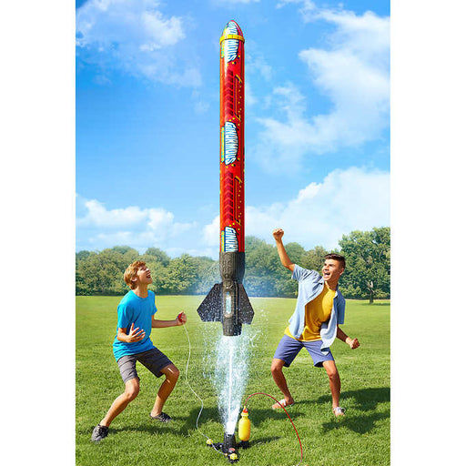 Ginormous Water Powered Rocket