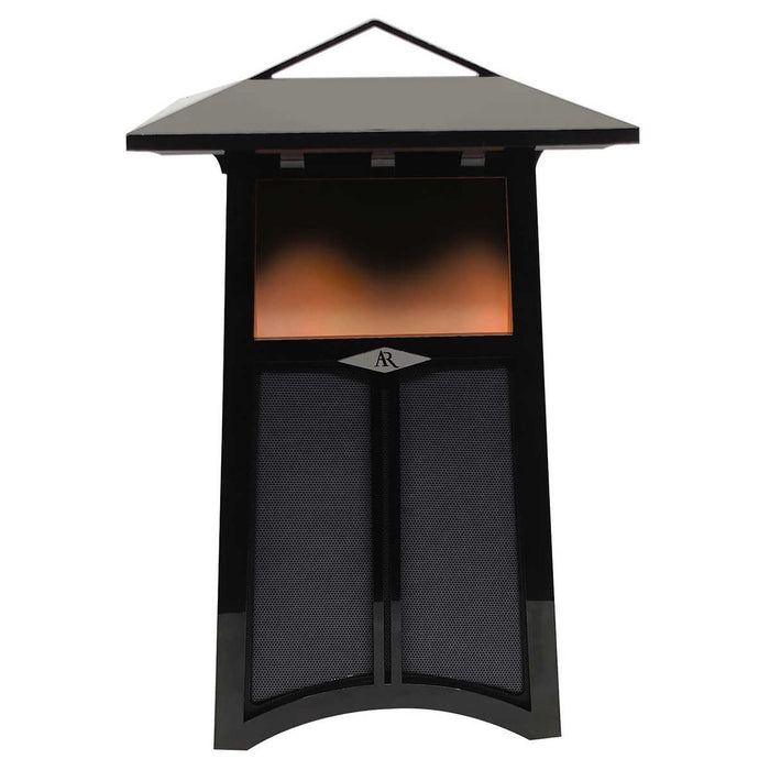 Acoustic Research Santa Cruz Bluetooth Outdoor Flame Speaker