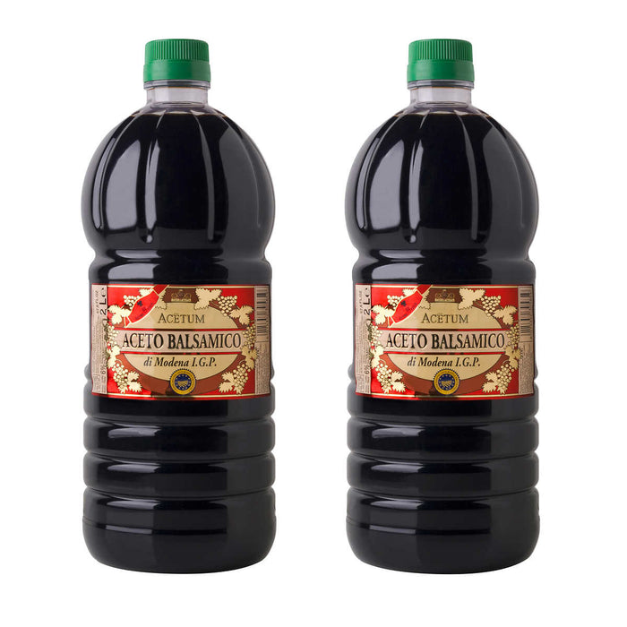 Acetum Balsamic Vinegar 2L, Bottles, 2-pack