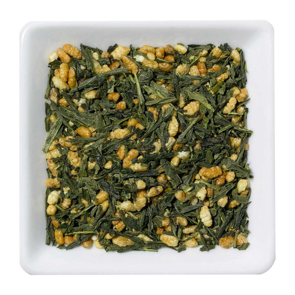 Japanese Genmaicha Green