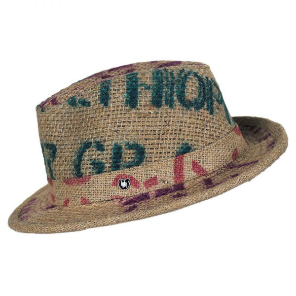 Havana Coffee Works Mod Trilby Hat