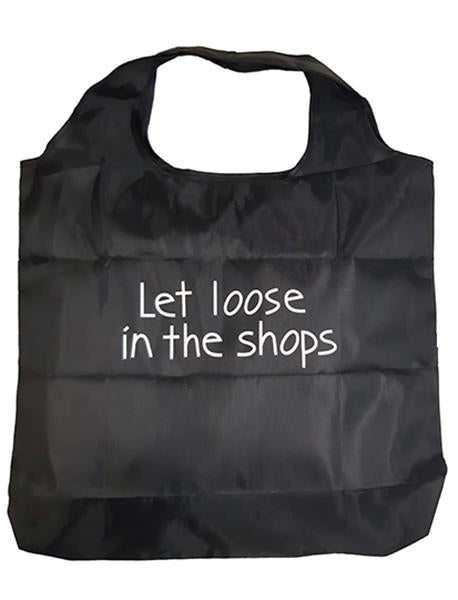 Let Loose in the Shops - Cecily Shopping Bag