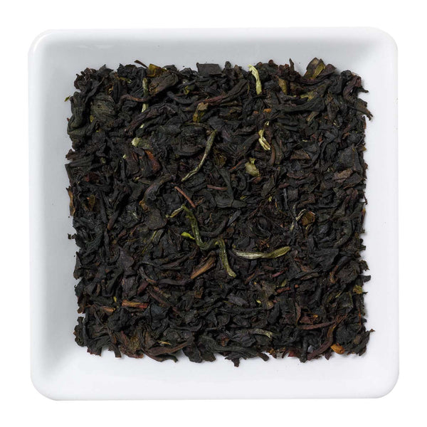 Organic Earl Grey with White Buds