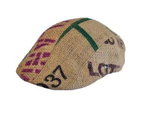 Havana Coffee Works Duckbill Flat Cap