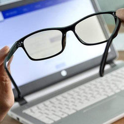 Protect your eyes against the radiations of television and smartphones