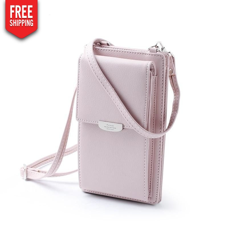 Small bag with shoulder strap