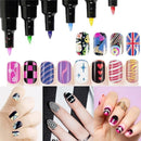 Pen Nail Art Pen Gel Nails NAcloset