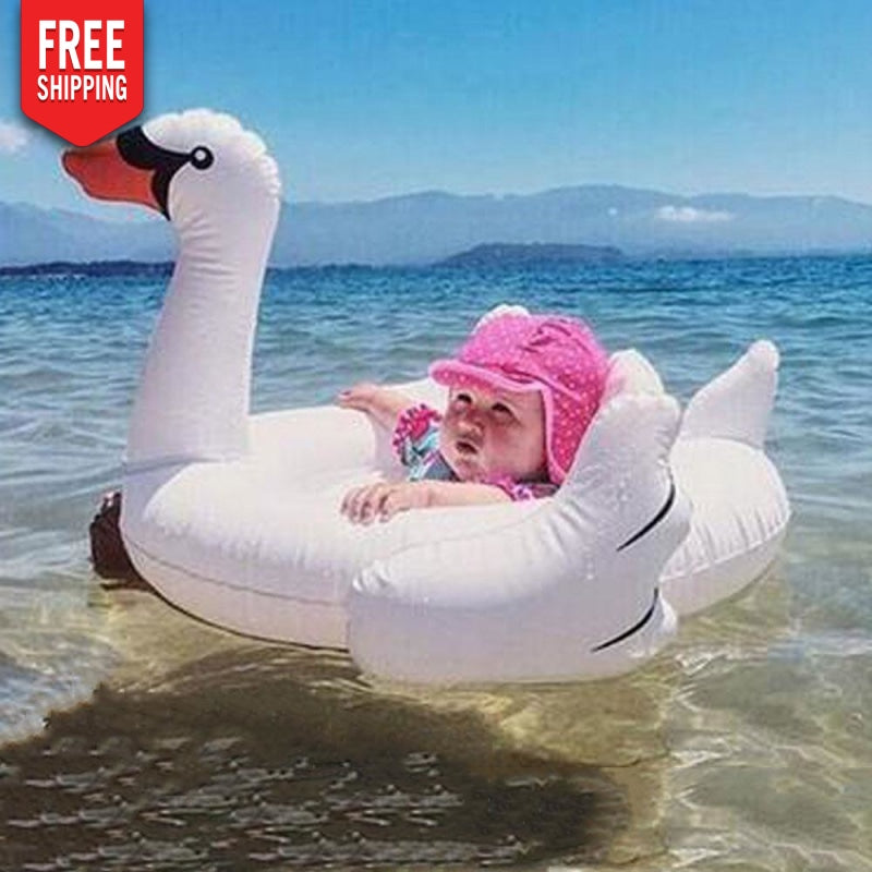 Inflatable Flamingo for Baby