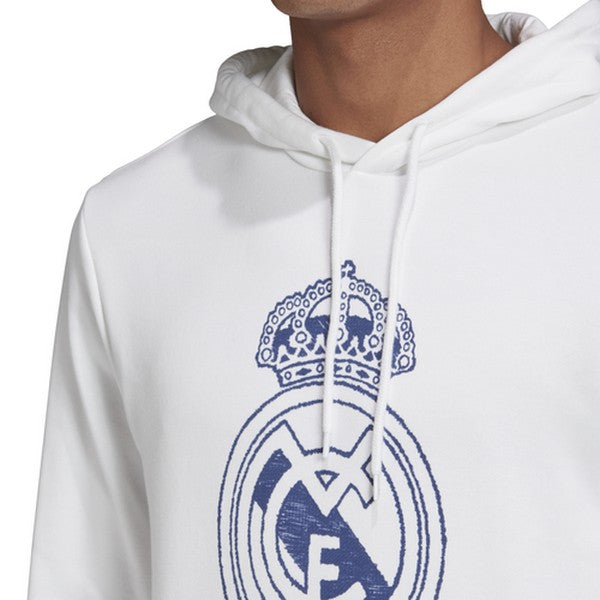 Polar com Capuz Homem Real Madrid Adidas DNA HD - NAcloset