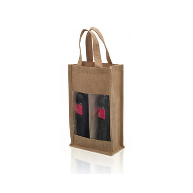 Double Wine Bottle Bag (75 cl) 143481