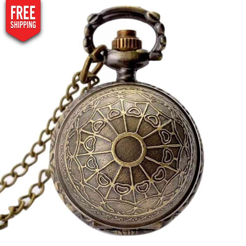 Harry Potter Pocket Watch NAcloset