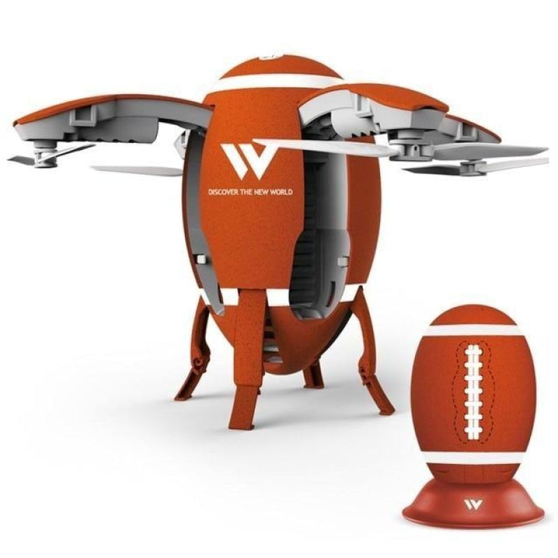 Transformable Egg Drone NAcloset