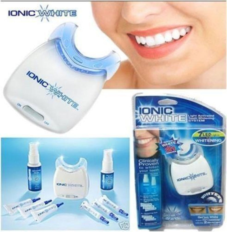 IONIC WHITE Tenn Whitening Kit NAcloset
