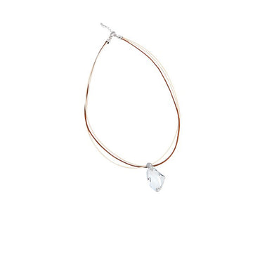 Women's Swarovski Triple Chain Necklace (2,6 - 23 cm) 147193