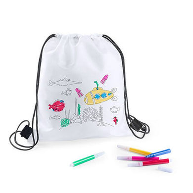 144893 Markers Coloring Backpack