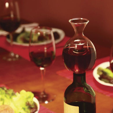 142427 Glass Wine Decanter