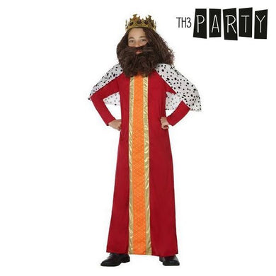 Children's Costume King Gaspar Wizard (2 Pcs)