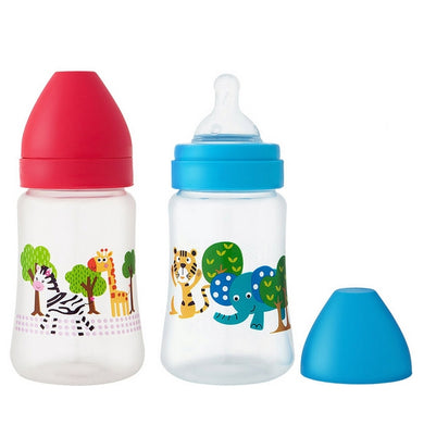 Anti-Colic Feeding Bottle Nenikos 250 ml + 3M 111906
