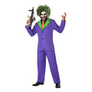 Costume adulte Joker Clown - NAcloset