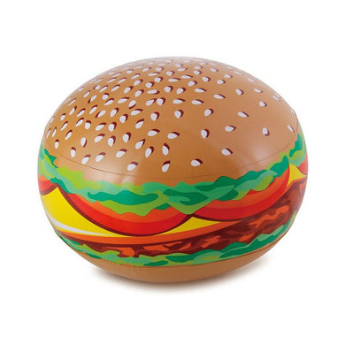 Inflatable Ball Burguer 115379 (Ø 61 cm)