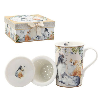 116175 Cats Infuser Filter Cup