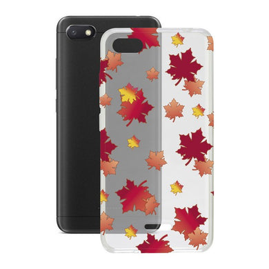 Xiaomi Redmi 6a Flex Autumn TPU Mobile Case
