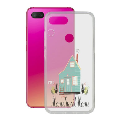 Xiaomi Mi 8 Lite Flex Home TPU Mobile Case