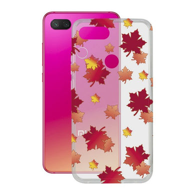 Xiaomi Mi 8 Lite Flex Autumn TPU Mobile Case