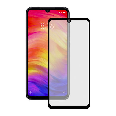 Redmi Note 7 Full Glue 2.5D Tempered Glass Screen Protector - NAcloset