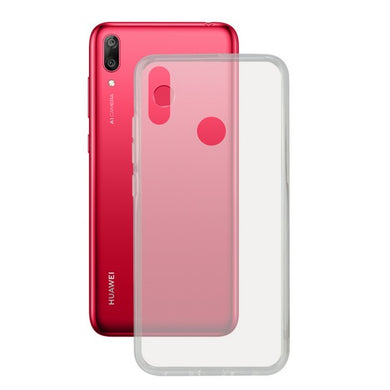 Huawei Y7 2019 Flex Transparent Mobile Case