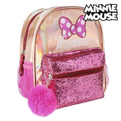 Minnie Mouse 72684 Backpack Pink