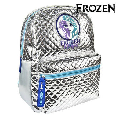 72694 Casual Frozen Backpack Silver