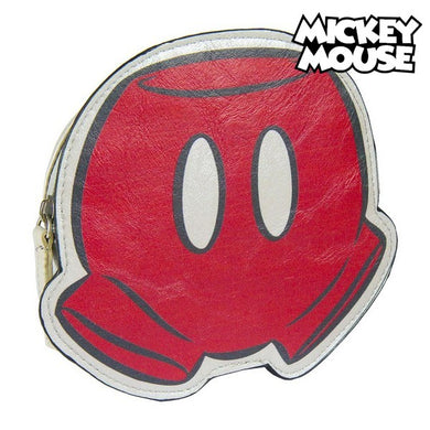 Mickey Mouse 70700 Coin Purse Red