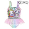 Multicolored Poopsie Girl Swimsuit