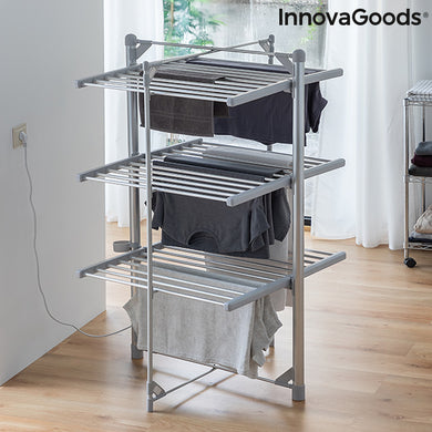 Indova InnovaGoods Electric Folding Clothes Rack (36 Bars) 300W