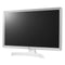 "Smart TV LG 24TL510SWZ 24"" HD LED WiFi Branco - NAcloset"